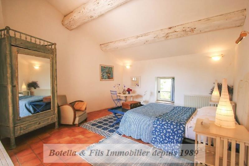 Immobile residenziali di prestigio casa Uzes 1595000€ - Fotografia 11