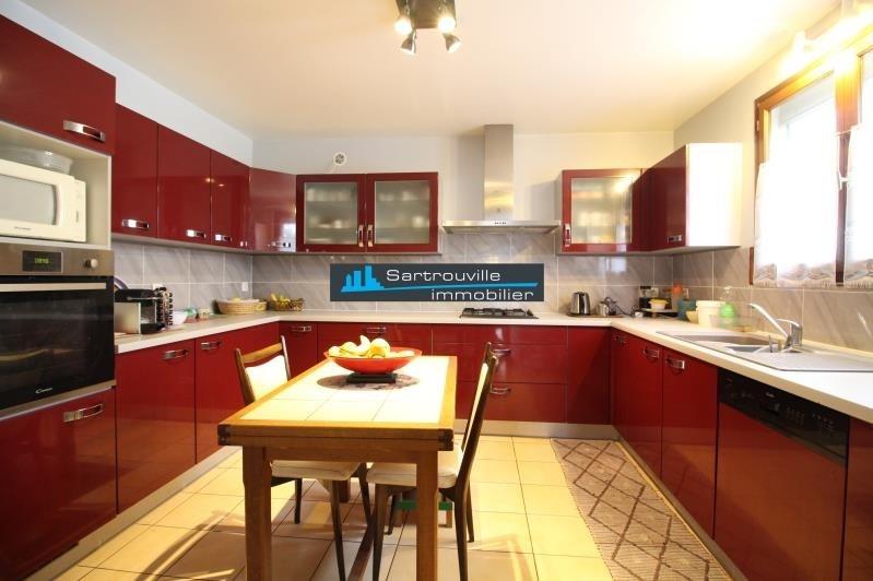 Sale house / villa Sartrouville 433000€ - Picture 2