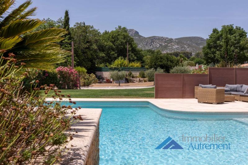 Immobile residenziali di prestigio casa Aubagne 1350000€ - Fotografia 4