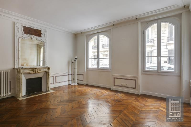 Sale apartment Paris 9ème 659 000€ - Picture 2