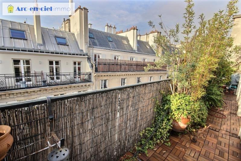 Vente de prestige appartement Paris 9ème 1090000€ - Photo 4