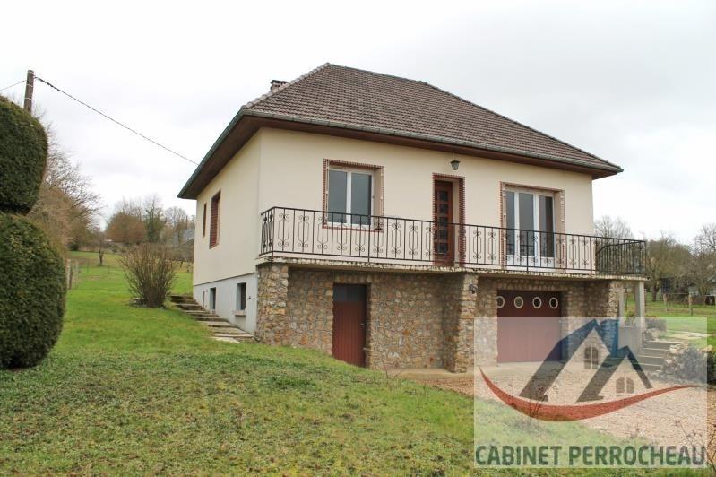 Vente maison / villa Le grand luce 110000€ - Photo 1
