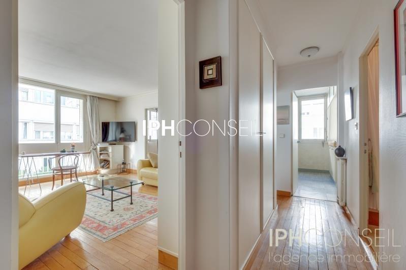 Sale apartment Neuilly sur seine 670000€ - Picture 2