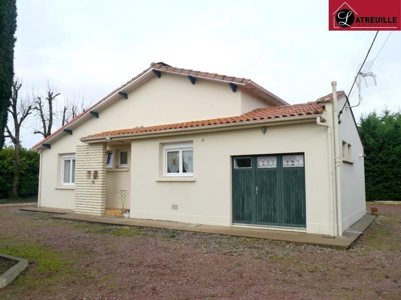 Sale house / villa Gemozac 149000€ - Picture 1