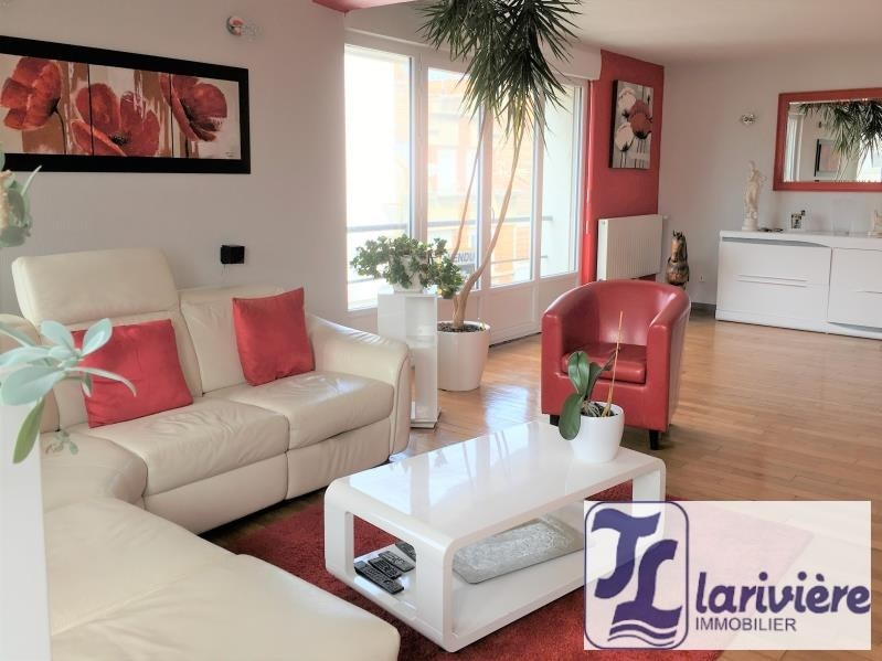 Sale apartment Boulogne sur mer 119 700€ - Picture 1