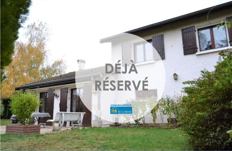Vente maison / villa Toussieu 349000€ - Photo 1
