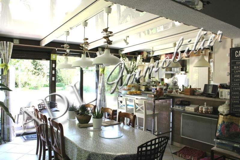 Sale house / villa Lamorlaye 489000€ - Picture 9