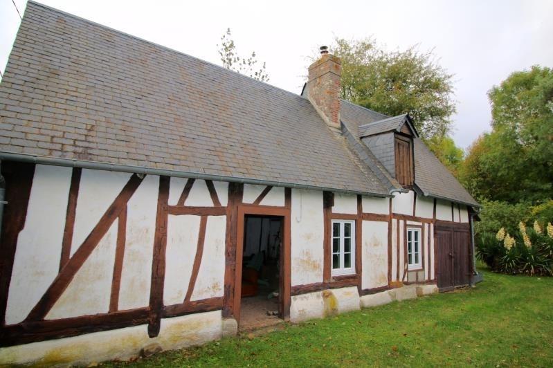 Vente maison / villa Conches en ouche 60000€ - Photo 1