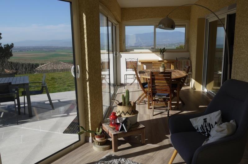 Sale house / villa Les cotes d'arey 428000€ - Picture 4