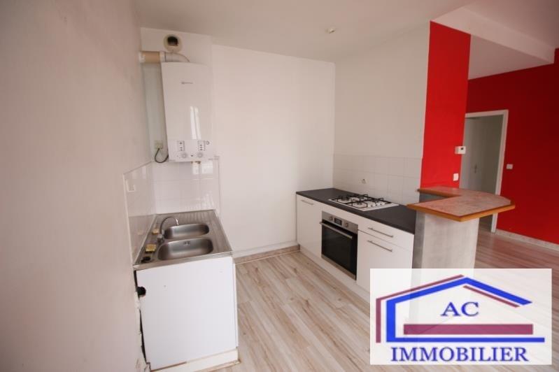 Vente appartement Roche la moliere 106000€ - Photo 1