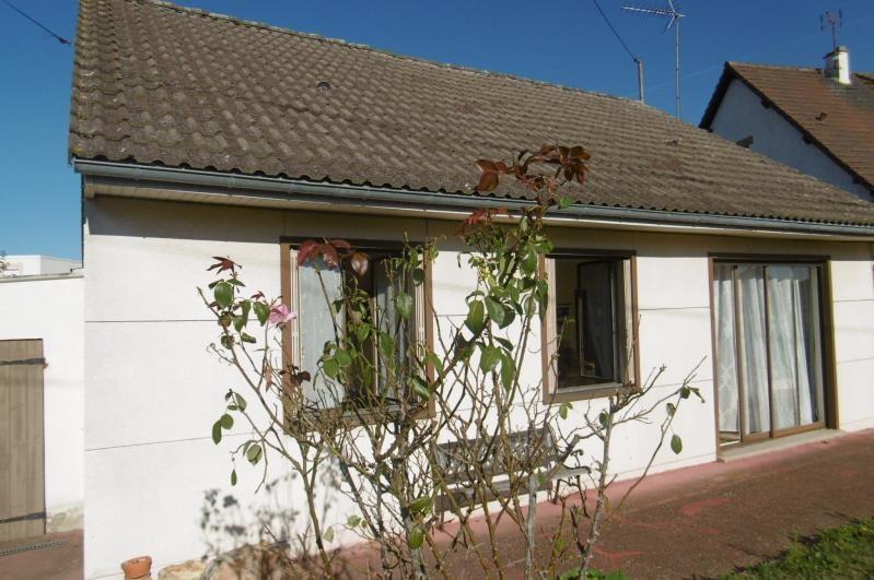 Revenda casa Nogent le roi 136000€ - Fotografia 1