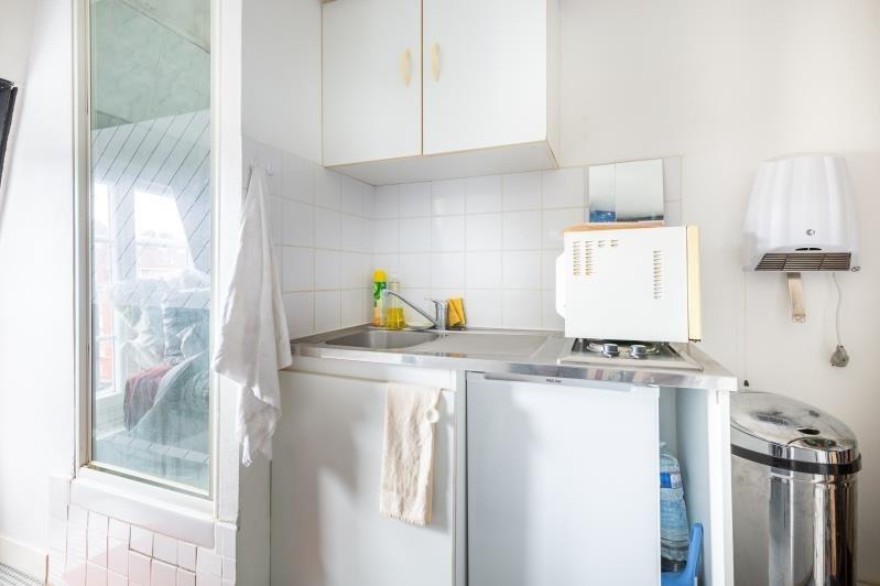 Sale apartment Paris 17ème 129000€ - Picture 7