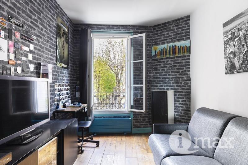Sale apartment Levallois perret 350000€ - Picture 2