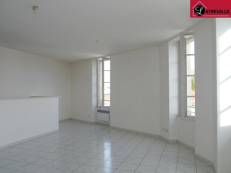 Rental apartment Tesson 480€ CC - Picture 1