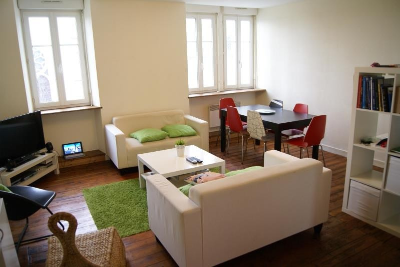 Rental apartment Moelan sur mer 469€ CC - Picture 1