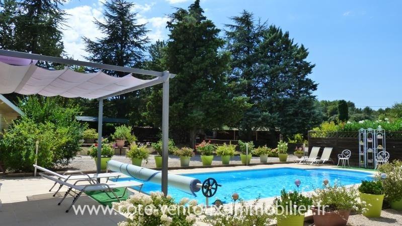 Vente de prestige maison / villa Mazan 560000€ - Photo 4