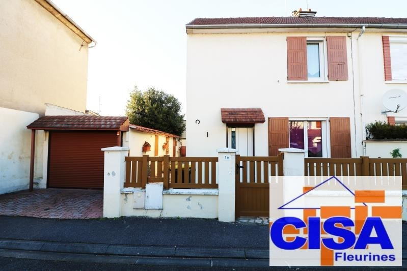 Vente maison / villa Villers st paul 131 000€ - Photo 5