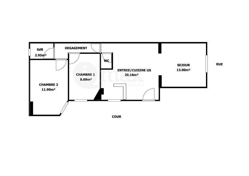 Vente appartement Neuilly sur seine 660000€ - Photo 6