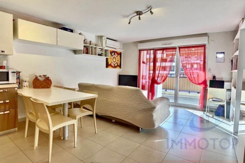 Sale apartment Menton 318000€ - Picture 1