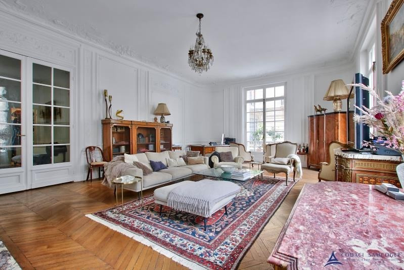 Vente de prestige appartement Paris 16ème 2900000€ - Photo 5