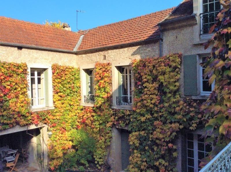 Revenda residencial de prestígio casa Villennes seur seine medan 1275000€ - Fotografia 1