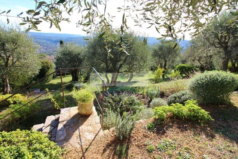 Vente de prestige maison / villa Le tignet 749000€ - Photo 8