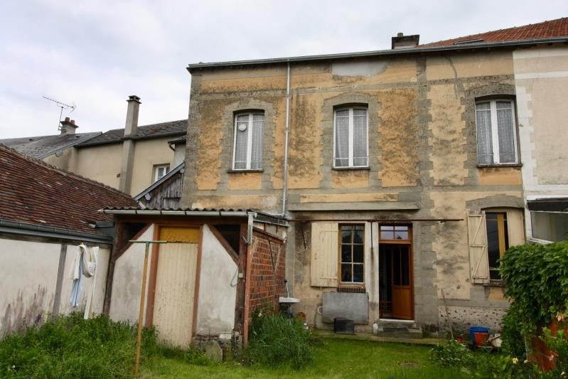Sale house / villa Conches en ouche 110 000€ - Picture 1