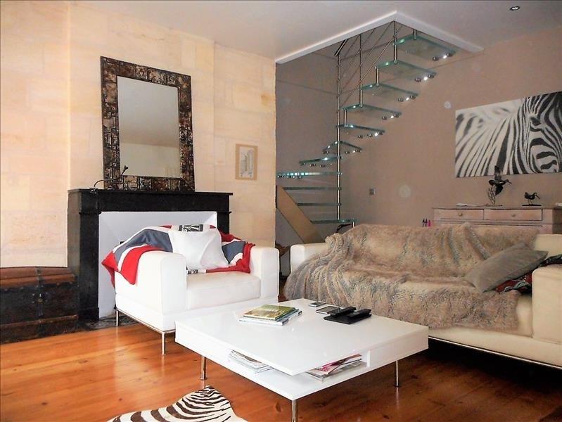 Vente de prestige appartement Bordeaux 685000€ - Photo 2
