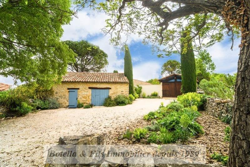 Deluxe sale house / villa Barjac 498000€ - Picture 17