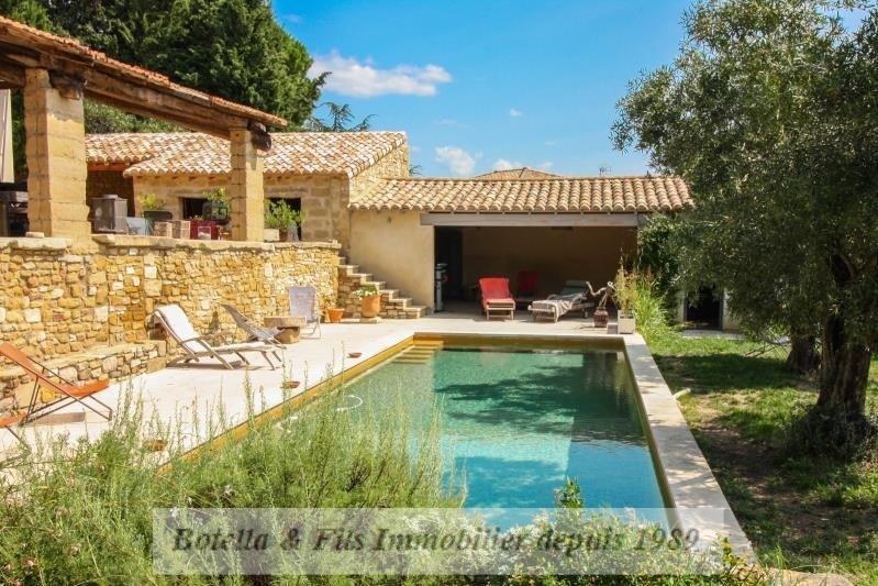 Verkoop van prestige  huis Uzes 1195000€ - Foto 13