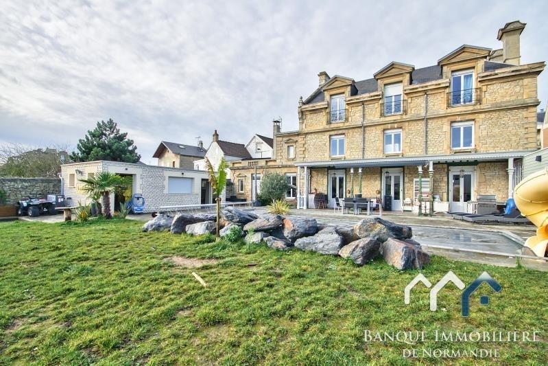 Vente de prestige maison / villa Lion sur mer 915000€ - Photo 1