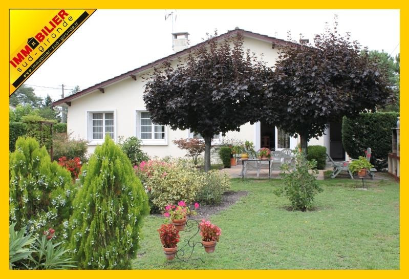 Sale house / villa Langon 238 500€ - Picture 1