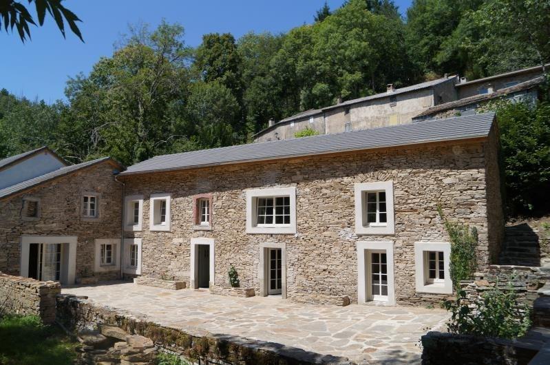 Sale house / villa Roquefere 420000€ - Picture 1