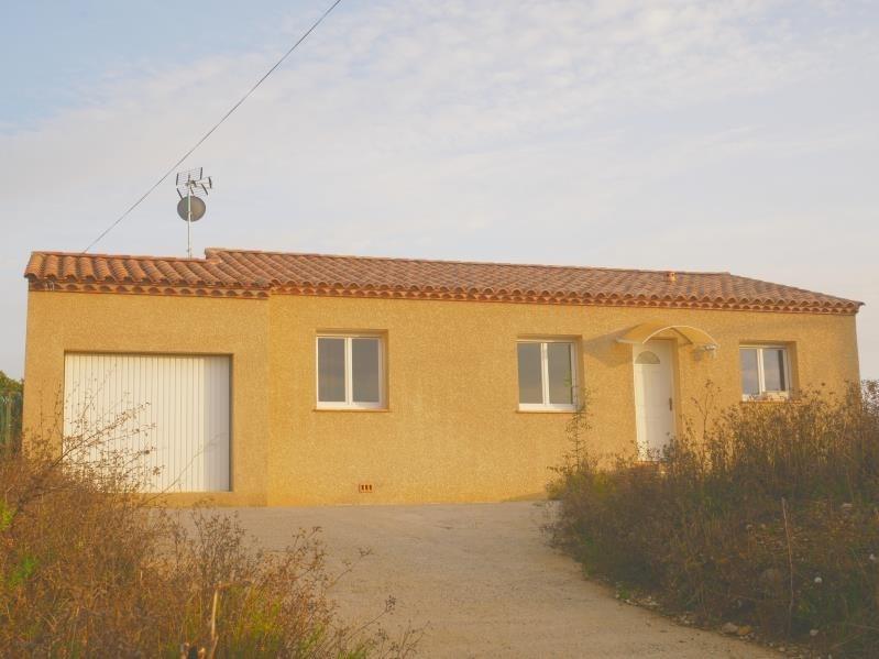 Vente maison / villa Autignac 185000€ - Photo 1