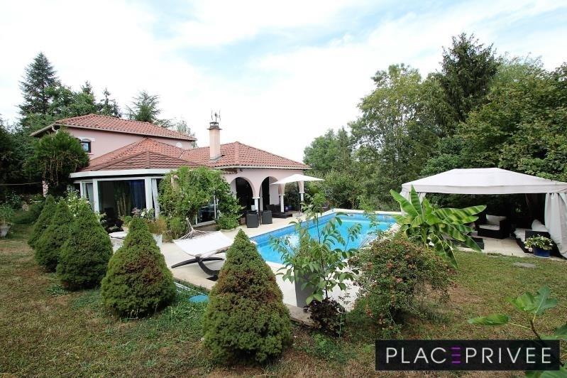 Deluxe sale house / villa Nancy 845000€ - Picture 2