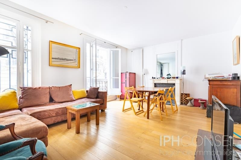 Sale apartment Neuilly sur seine 790000€ - Picture 2