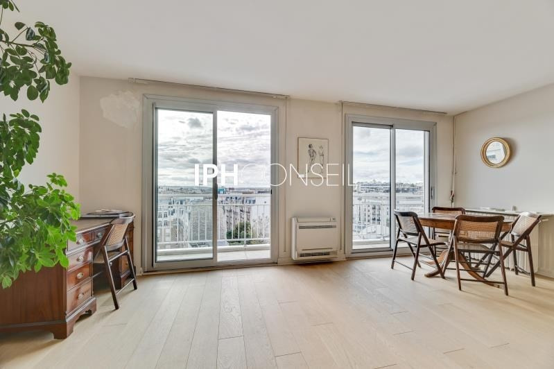 Vente appartement Paris 16ème 850000€ - Photo 3