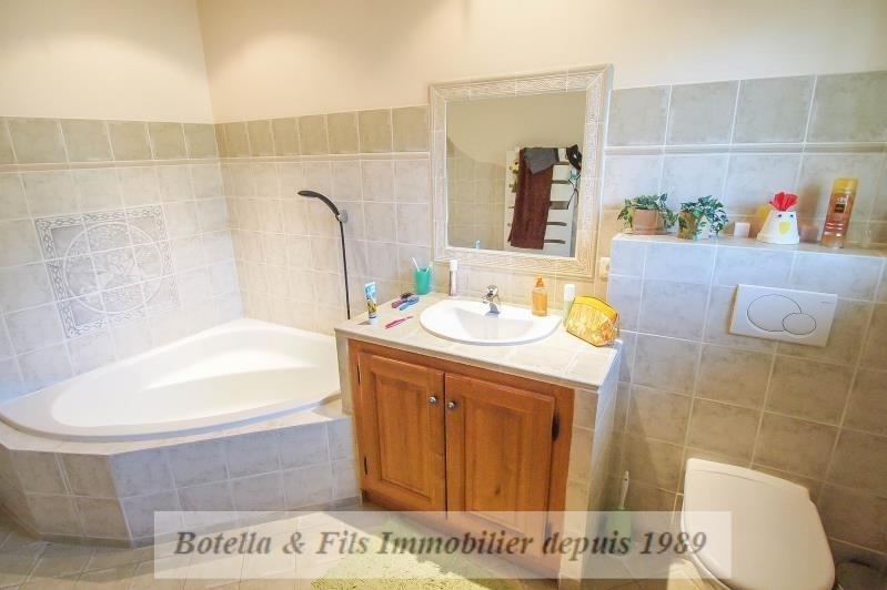 Vente maison / villa Bagnols sur ceze 380000€ - Photo 9