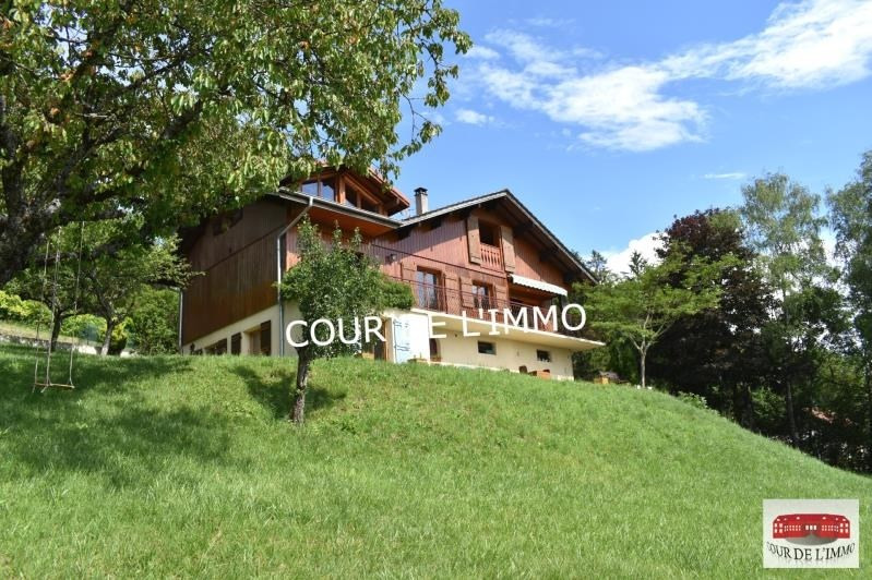 Vente de prestige maison / villa Lucinges 620 000€ - Photo 1