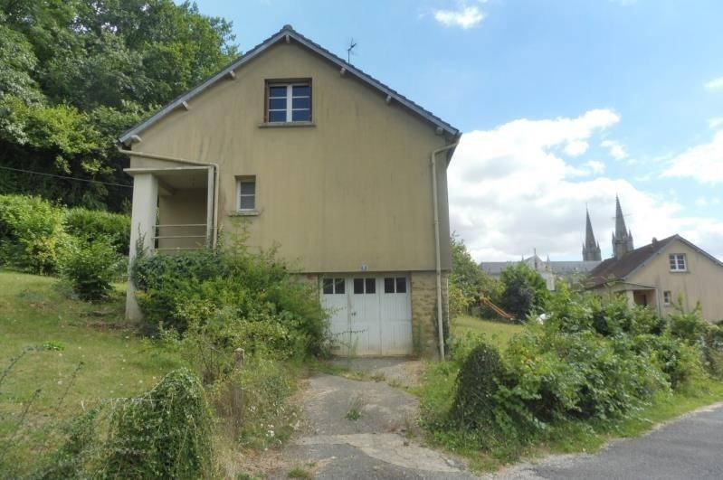 Vente maison / villa La chapelle montligeon 85000€ - Photo 2