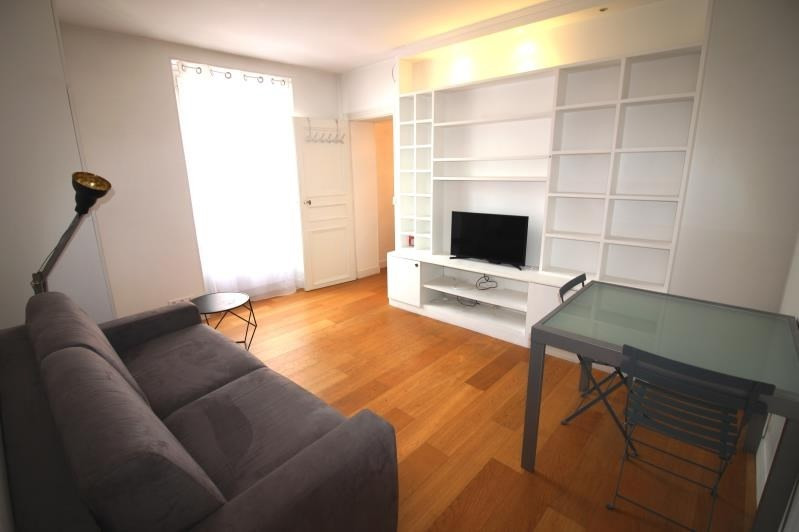 Rental apartment Boulogne billancourt 1300€ CC - Picture 1
