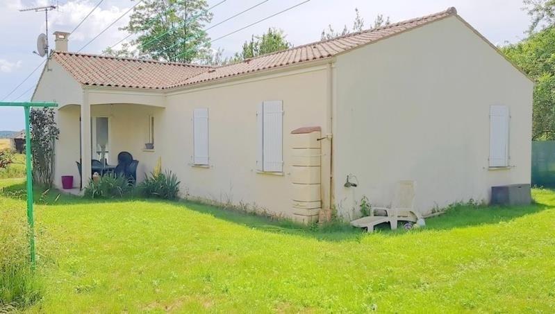 Vente maison / villa St andre de lidon 164600€ - Photo 9