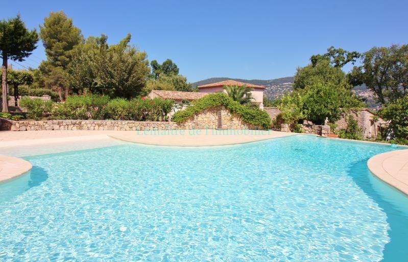 Vente de prestige maison / villa Peymeinade 995000€ - Photo 9