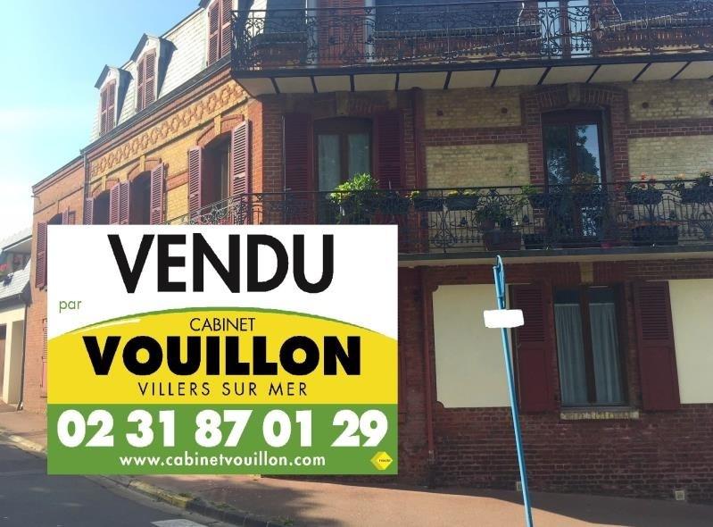 Verkoop  appartement Villers-sur-mer 49500€ - Foto 1