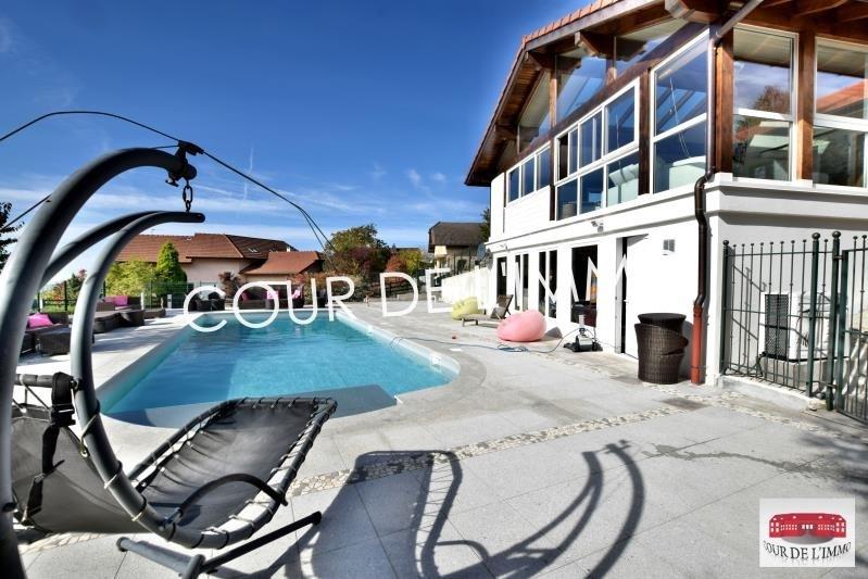 Verkauf von luxusobjekt haus Ballaison 780000€ - Fotografie 3