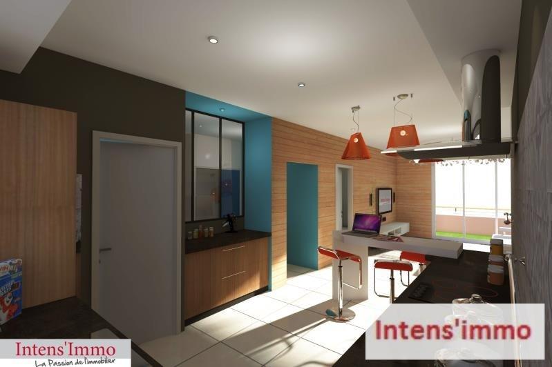 Sale apartment Romans sur isere 129000€ - Picture 2