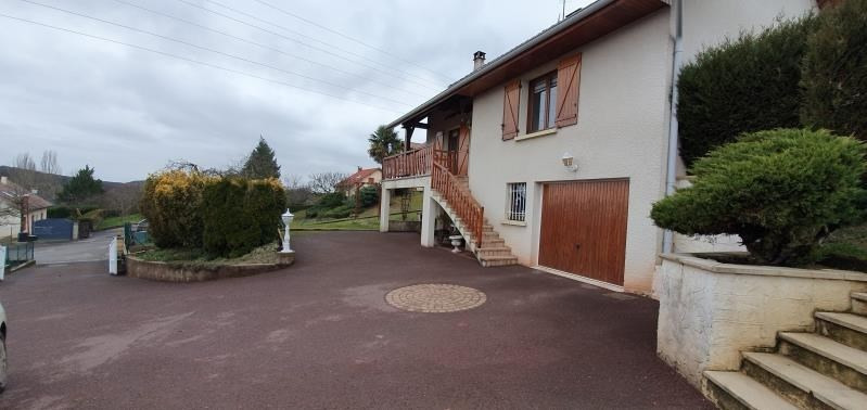 Vente maison / villa Miserey salines 248 000€ - Photo 1
