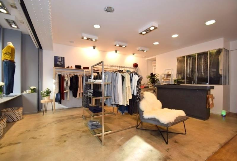 Vente fonds de commerce boutique Lyon 2ème 95 480€ - Photo 1
