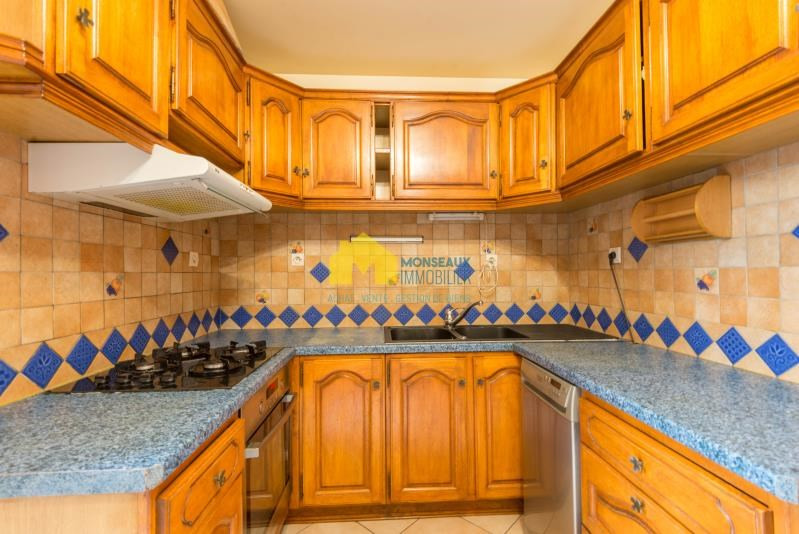 Rental house / villa Longjumeau 1150€ CC - Picture 5
