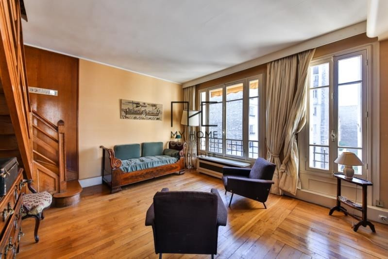 Venta de prestigio  apartamento Paris 16ème 1118000€ - Fotografía 3